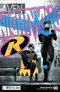 DC Comics Nightwing #81 1st Full Appearance Heartless 2nd Print