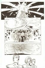 Establishment #13 p.13 - Surreal Page 'Walking Dead' Artist - by Charlie Adlard Comic Art