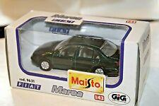 Maisto FIAT Marea berlina (1996) scatola PROMO 1:43