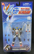 Bandai Mobile Fighter G Gundam Shadow Gundam MOC Complete Loose Bubble