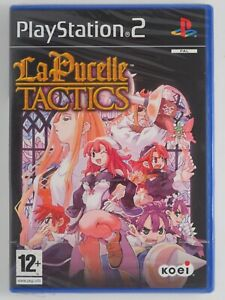 La Pucelle: Tactics (PS2 Game) NEW & FACTORY SEALED