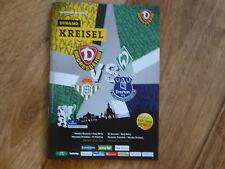 2016 Dynamo Dresde, FC Everton, Werder Brême, Real Betis