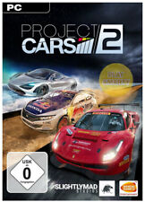 Project Cars 2 II Steam Spiel PC CD Key [Original EU/DE] Download Code