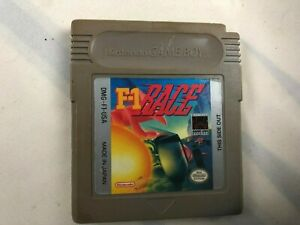 F-1 Race *Nintendo Game Boy* Cart Only
