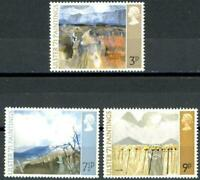 1971 GREAT BRITAIN # 648 - 650 🍁🖼 NORTHERN IRELAND ULSTER SET 🌲 MNH 🌄🍁