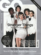 GQ UK October 2017 Men of the Year Awards STRANGER THINGS Mark Hamill @NEW@