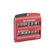 Facom Boîte de 28 embouts (fente, PH, PZ, 6 pans, Torx) E.120PB