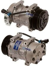 NEW AFTERMARKET COMPRESSOR W/ CLT 4042 FREIGHTLINER, PETERBILT, KENWORTH