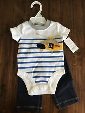 Baby 2 Piece Carters Baby Set (3 Months)