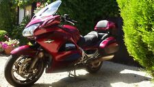 Honda ST1300, Ruby Red, Dealer serviced from new