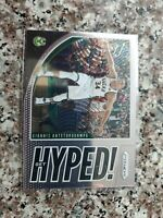 Giannis Antetokounmpo 2019-20 Panini Prizm GET HYPED! card #3, Milwaukee Bucks