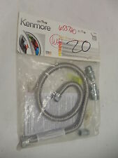 Kenmore 38021 Gas Dryer Connection Kit 36""