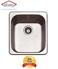 New Abey Leichardt Skinny LTS45 45 Litre Laundry Flushline Tub