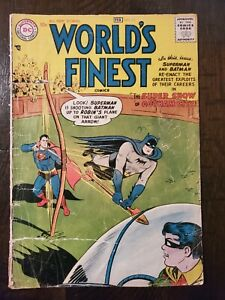 WORLD'S FINEST #86 1957 UNGRADED