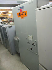 Russ Electric 400 Amp 480 Volt 3 Phase Automatic Transfer Switch Ats134