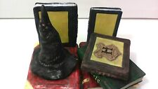 Harry potter Sorting Hat ornament with Hogwarts wizards-potions-magic-Quildditch