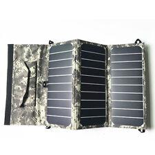 Solar 30w zelle usb Ladegerät  für  Auto akku12v  Motorrad mp3 powerbank DE