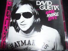 David Guetta – One More Love (Australia) CD – Like New