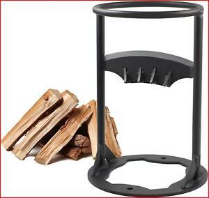 Firewood Kindling Splitter - Kindling Cracker Firewood Splitter - Manual Log