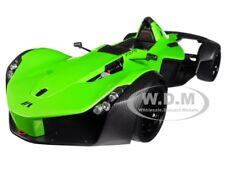 BAC MONO METALLIC GREEN 1/18 MODEL CAR BY AUTOART 18114