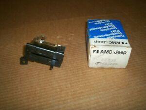 AMC Pacer Wiper Switch