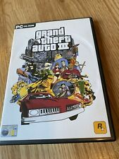 Grand Theft Auto 3 PC Install Disk Only PC1