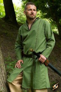 Medieval Elven Tunic renaissance Larp Shirt SCA Costume Viking COSPLAY