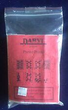 Vintage Magic Trick Daryl Presto Printo Blank Cards Printed On In Bizarre Manor!