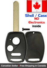 1x New Replacement Keyless Key Fob For Honda & Acura - Shell / Case Only