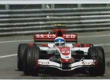 Anthony Davidson Super Aguri SA07 F1 Season 2007 Signed Photograph 2