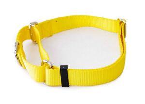 "1 Inch Width Martingale No Slip Dog Collars - Heavy Duty 1"" Width Dog Collars"