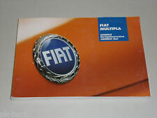 Betriebsanleitung Fiat Multipla Navigationssystem Connect Stand 03/2004