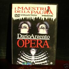 Opera (1987) DVD used (DeAgostini Collection)