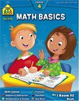 Math Basics 4 by Barbara Bando Irvin, Ph.D.