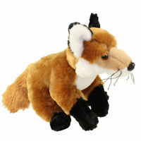 Adventure Planet Plush Animal Den - FOX (10 inch) - New Stuffed Animal Toy