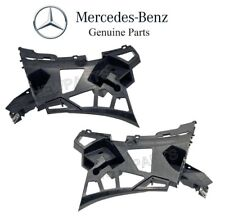 For Mercedes W166 GLE-Class Pair Set of Left & Right Headlight Frames Genuine