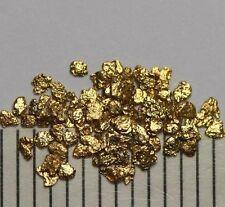 ECHTE GOLDNUGGETS- GOLD NUGGETS aus ALASKA! 0,2 GRAMM!