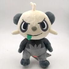 """Pancham Playful Pokemon Plush Toy Yancham Panda Pokedoll Stuffed Animal Doll 8"""""""