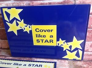 COVER LIKE a STAR - BUSY BEE EDUCATIONAL PRODUCTS - CHILDRENS LEARNING SCHOOL