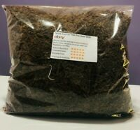 Organic Coconut Fiber Coir  Natural soil  Growing Media Pets Bird Nests craft