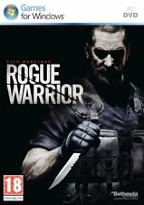 Rogue Warrior PC DVD-Rom