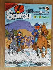 SPIROU N°2190 / DU 17 AVRIL 1980 / AVEC SUPPLEMENT PIRATE 5 / B+.