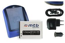 Chargeur+Batterie (USB) pour Samsung EB-F1A2G, EB-L102GBK, EB-L1M8GVU