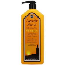 Agadir Argan Oil Moisturizing Shampoo 33.8oz  w/Free Nail File