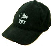 Callaway Golf Hat FLEXSEAM Cap Black 100% Cotton Embroidered