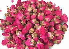 4oz-1LB Organic Rosebud Red Rose Buds Flower Floral Herbal Dried Chinese Tea