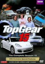 TOP GEAR: THE COMPLETE SEASON 15 NEW DVD
