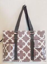 Multi Pocket Organizer Tote Bag Nurses Teachers Love Them! Canvas Handbag Gift