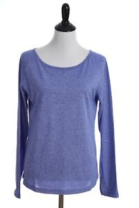 Mizuno Inspire 2.0 Long Sleeve Drylite Athletic Shirt Womens Medium Blue
