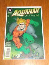 AQUAMAN TIME AND TIDE #2 OF 4 DC COMICS JANUARY 1994